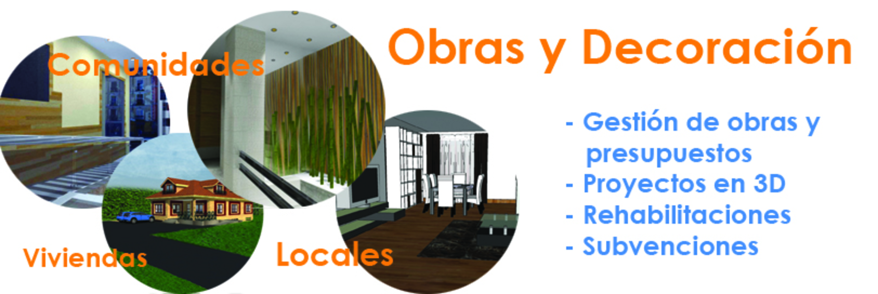 OBRAS Y DECORACIÓN